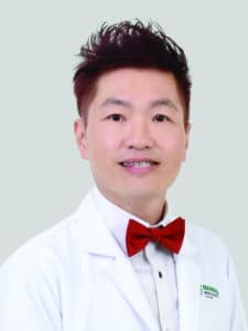 Dr David Yeoh Boon Beng