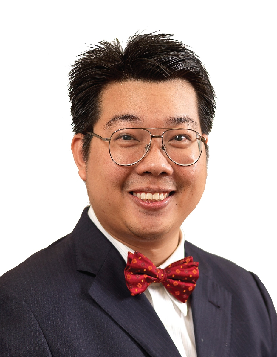Dr George Anthony Taye Wei Chun