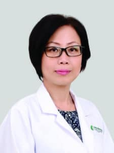 Dr Ho Pey Woei