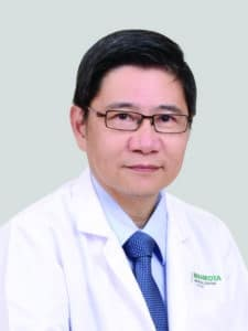 Dr Lim Boon Aik