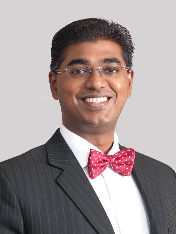 Dr Parthiban Navoo - Mahkota Medical Centre