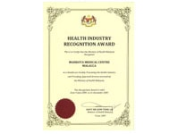 Health-Industry-Recognition-Award-2009