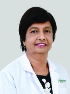 Puan Sri Datuk Dr P Selvanayagi