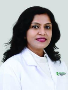 Dr Sharmini Arumugam