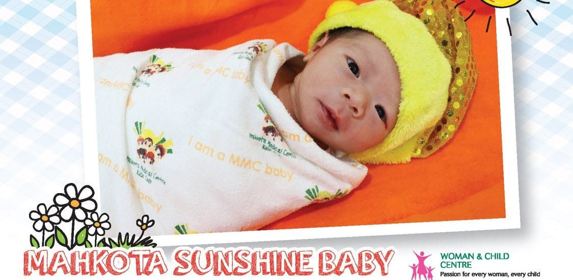 Mahkota Sunshine Babies 2018