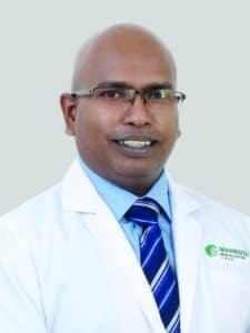 Dr S R Shashi Raj Selvaraj