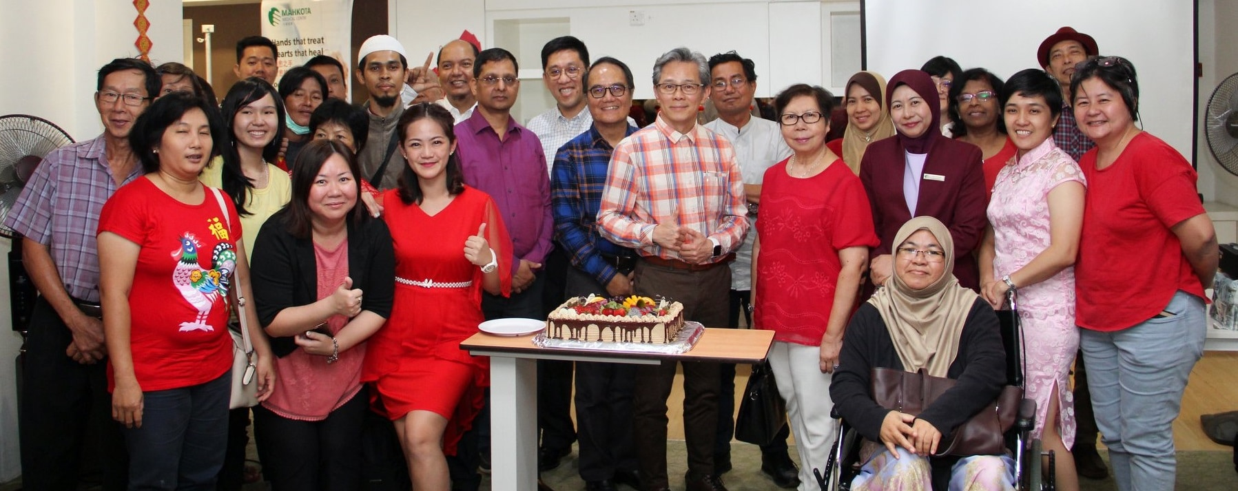 2019 CNY & Birthday Celebration for Cancer Support Group