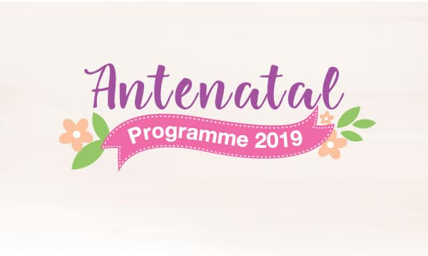 Antenatal Programme 2019