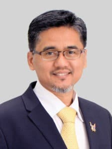 Dr Badrul Zaman Bin Muda @ Abdullah