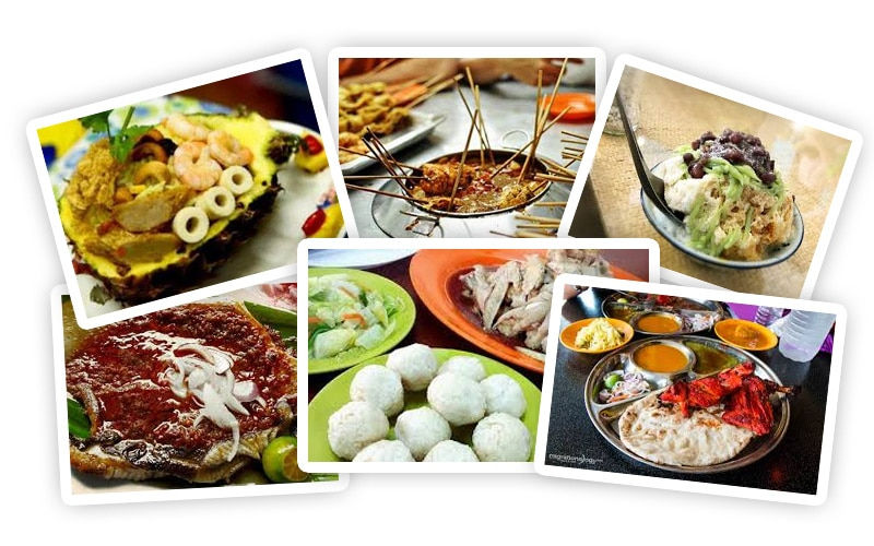 about melaka - food haven