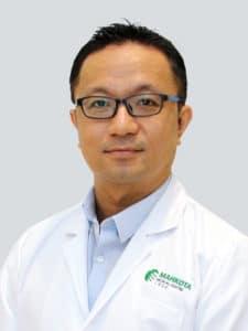 Dr Ang Chin Wee
