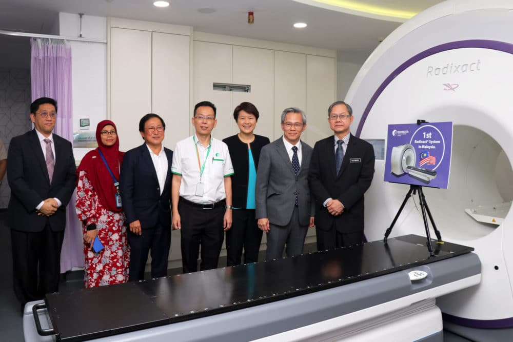 Tomotherapy Radixact (X7) Launch
