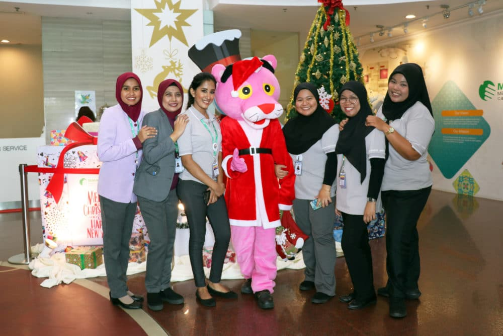 Inpatients Christmas Celebration 2019