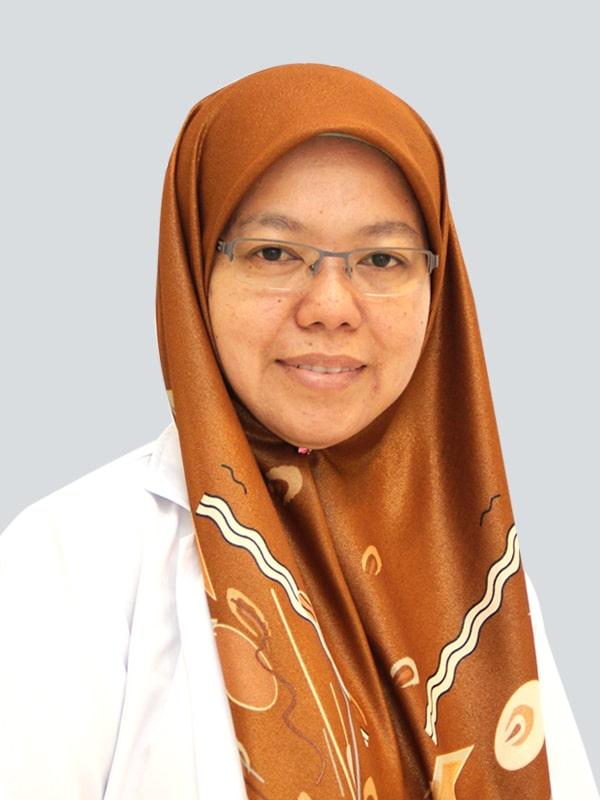 Dr Rohsila Binti Muhamad