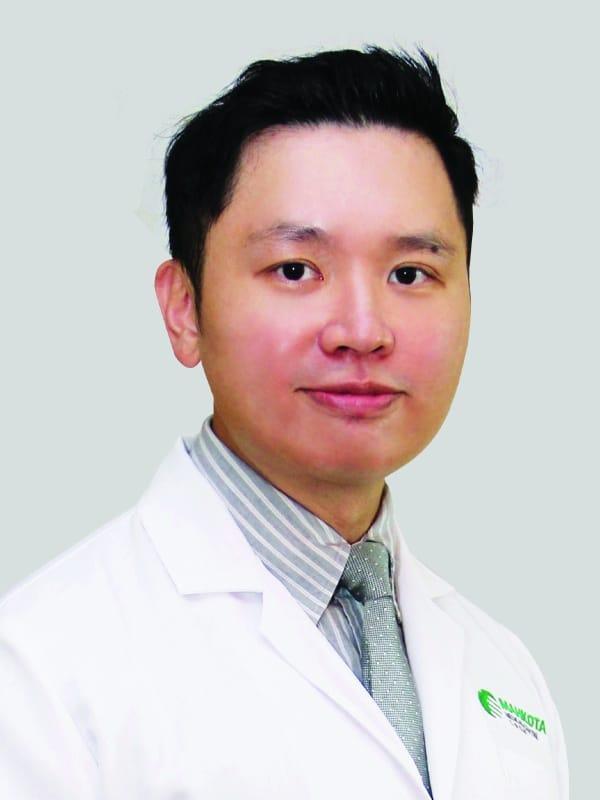 Dr Gan Kit Liang