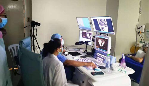 Pusat Perubatan Mahkota Tawar Teknologi HIFU untuk Rawatan Tidak Invasif Fibroid dan Adenomiosis